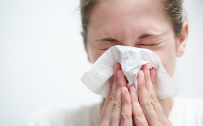 Współczesny portal internetowy dla alergików