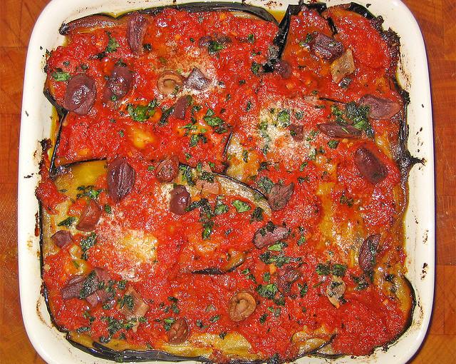 Włoskie potrawy i nasze polskie mięso sezonowane